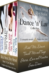 Dance n Luv Contemporary Romance Boxed Set Alicia Street, Roy Street