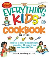 Everything Kids' Cookbook: From Mac ' N Cheese to Double Chocolate Chip Cookies-All You Need to Have Some Finger Lickin' Fun (Everything Kids Series)