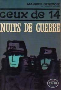 Nuits de guerre  by  Maurice Genevoix
