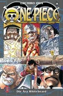 One Piece, Bd.58, Die Ära Whitebeard (One Piece, #58) Eiichiro Oda
