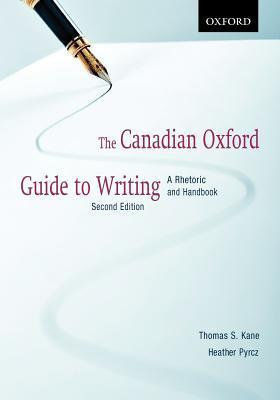 Canadian Ox Guide to Writing 2/E Thomas Kane