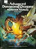Monster Manual (Advanced Dungeons & Dragons Core Rulebook)
