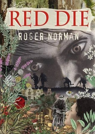Red die  by  Roger Norman