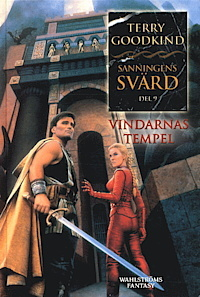 Vindarnas tempel Terry Goodkind