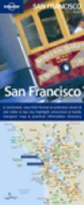 San Francisco City Map  by  Lonely Planet