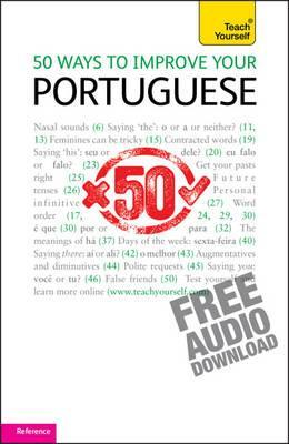 50 Common Mistakes in Portuguese. Helena Tostevin Tostevin