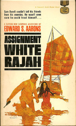 Assignment White Rajah  by  Edward S. Aarons