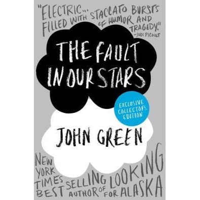 the fault in our stars by john green � reviews discussion