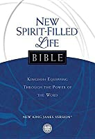 NKJV, New Spirit-Filled Life Bible, Hardcover, Multicolor: Kingdom Equipping Through the Power of the Word
