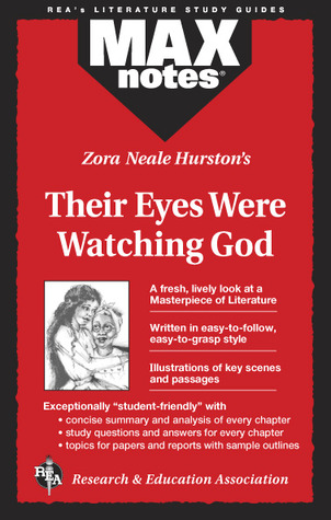 Their Eyes Were Watching God  (MAXNotes Literature Guides)  by  Christopher A. Hubert