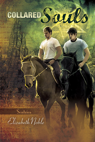 Collared Souls (Sentries #4)  by  Elizabeth  Noble