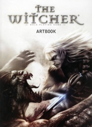 The Witcher: Role-Playing Game Artbook CD-Projekt RED