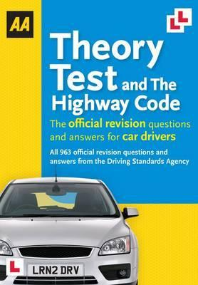 Driving Test Theory & Highway Code A.A. Publishing