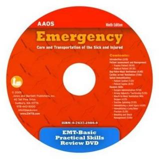 EMT-Basic Practical Skills Review DVD American Academy of Orthopaedic Surgeons (AAOS)
