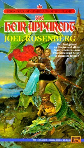 The Heir Apparent (Guardians of the Flame, #4)  by  Joel Rosenberg