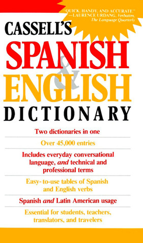Cassells Spanish & English Dictionary by Brian Dutton | PDF