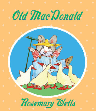 Old Macdonald Board Book (Bunny Reads Back Series)  by  Rosemary Wells