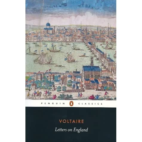 Letters On England By Voltaire Reviews Discussion