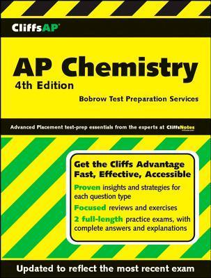 CliffsAP Chemistry, 4th Edition  by  Bobrow Test Preparation Services