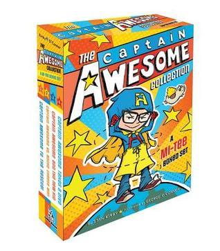 The Captain Awesome Collection: 1-4  by  Stan Kirby