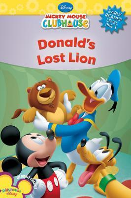 Donalds Lost Lion Susan Ring