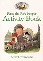 Percy The Park Keeper Activity Book