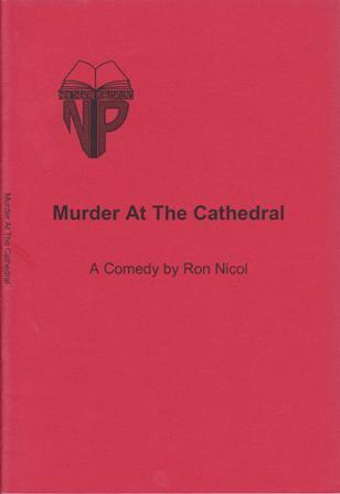 Murder At the Cathedral Ron Nicol