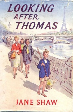 Looking after Thomas  by  Jane Shaw