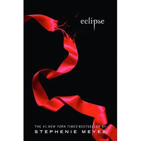 a review of twilight saga eclipse by stephenie meyer Love is a bit obsessive in suspenseful 3rd vampire book read common sense media's eclipse: the twilight saga, book 3 review, age rating, and parents guide.