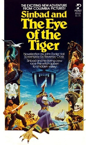 Sinbad in the Eye of the Tiger  by  John Ryder Hall
