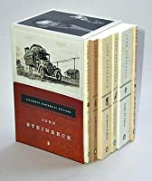 Steinbeck Centennial boxed set: (Penguin Classics Deluxe Editions)