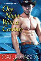 One Night with a Cowboy (Oklahoma Nights, #1)