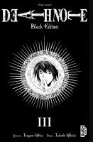Death Note:  3 /Black Edition