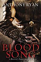 Blood Song (Raven's Shadow, #1)