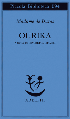 Ourika  by  Claire de Duras