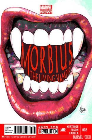 Morbius: The Living Vampire #2 Joseph Keatinge