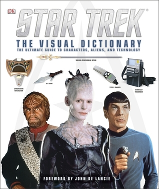 Star Trek: The Visual Dictionary  by  Paul Ruditis