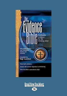 The Evidence Bible NT Ray Comfort