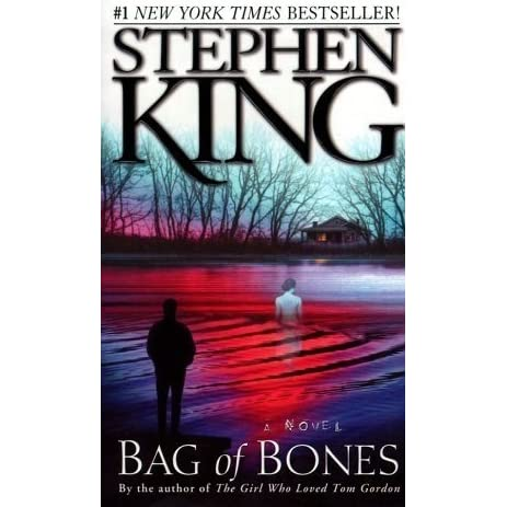 bag of bones by stephen king reviews discussion