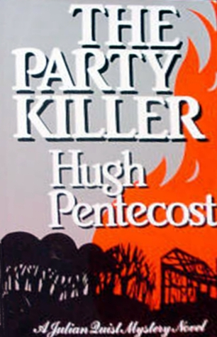 The Party Killer  by  Hugh Pentecost