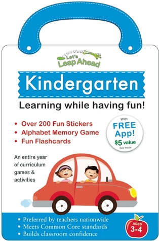 Lets Leap Ahead: Kindergarten Learning While Having Fun!  by  Alex A. Lluch