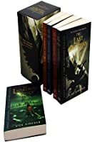 Percy Jackson & The Olympians Boxed Set The Complete Series 1-5(Percy Jackson And The Olympians)