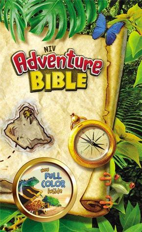 Adventure Bible, NIV, Lenticular (3D Motion)  by  Lawrence O. Richards