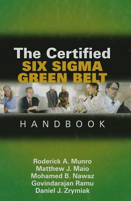 Six Sigman for the Office: A Pocket Guide Roderick A. Munro