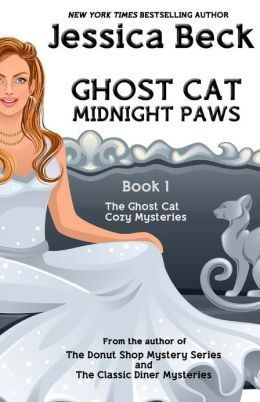 Midnight Paws (The Ghost Cat Cozy Mystery Series)  by  Jessica Beck