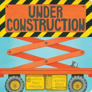Under Construction Paula Hannigan