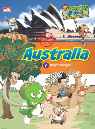 Dooly World Culture 6: Australia (Dooly World Culture, # 6)  by  Kim Soo Jung