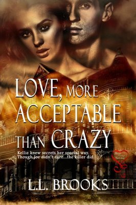 Love More Acceptable Than Crazy  by  L.L. Brooks