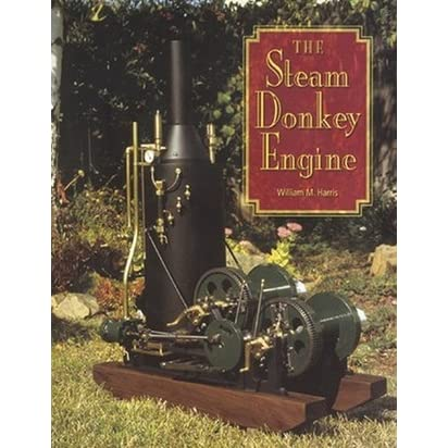 Steam Donkey Engine - William M. Harris