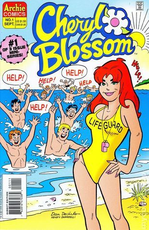 Cheryl Blossom: Summer Fun #1  by  Dan Parent